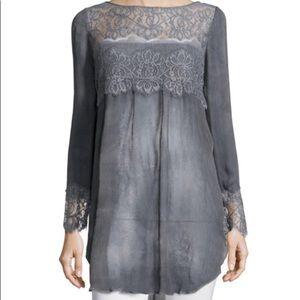 Calypso St. Barth Silk Shirt